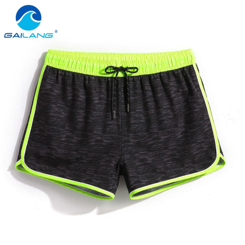 Gailang Brand Sexy Men Boardshorts Beach Short Boxer Trunks Men's Bermuda Quick Dry Plus Big Size Swimwear Swimsuits Gay-moslily