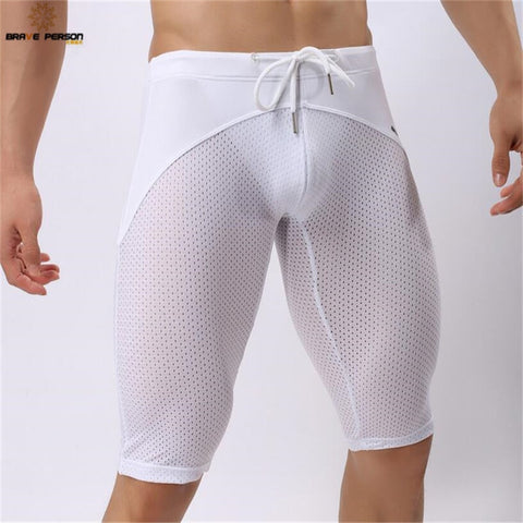 BRAVE PERSON Brand high quality Men board shorts Male Beach swimwear short mens boardshorts Casual masculina pants-moslily