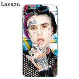 Lavaza Lil Peep Lil Bo Peep Hard Coque Shell Phone Case for Apple iPhone X 10 8 7 6 6s Plus 5 5S SE 5C 4 4S Cover-moslily
