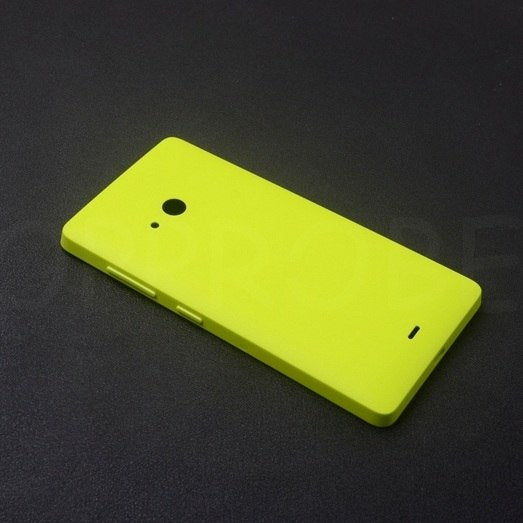 Genuine Rear battery door housing for nokia 540 back cover For Microsof lumia nokia 540 rear cover back case +1pcs film for free-moslily