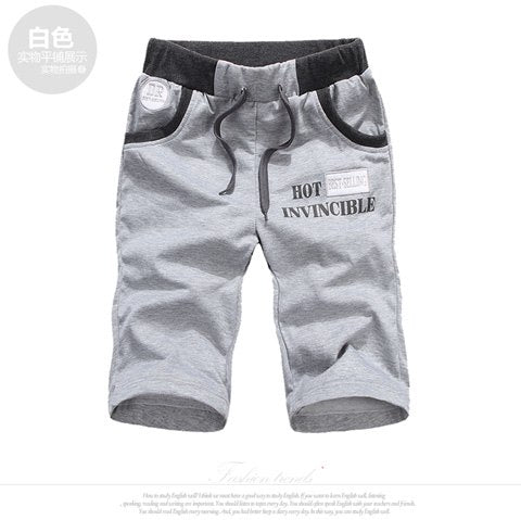 2018 Casual Men Shorts Beach Board Shorts Men Quick Drying Summer Style Solid Polyester New Brand Clothing Boardshorts M-5XL-moslily
