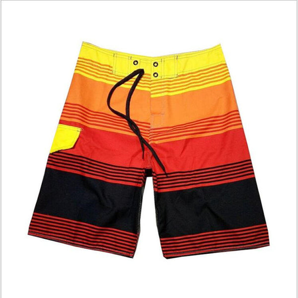 Men Beach Shorts Quick Drying Casual Clothing Shorts Homme Outwear Shorts Men Board Short Plus Size S-XXL-moslily