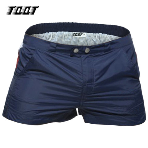 TQQT Shorts Swimwear Panelled Summer Joggers Patchwork Board Shorts Solid Bermuda Short Navy Swimwear Regular Mayor Short 5P0644-moslily