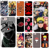 Lavaza Hokage Naruto Kakashi Japanese anime Hard Cover Case for Apple iPhone X 8 7 6 6S Plus 5 5S SE 5C 4 4S 10 Coque Shell-moslily
