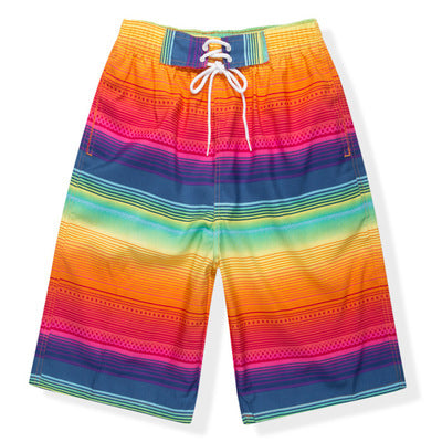 Men Beach Shorts Quick Dry Short Trunks Casual Couple Swimwear Swimsuits Board Shorts Bermuda Short Bottoms Plus Size S-XXL-moslily