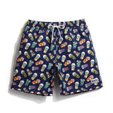 Gailang Brand Sexy Men's Board Shorts Beach Boxer Trunks Men Plus Size Quick Drying Shorts Gay Man Swimwear Swimsuits-moslily