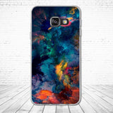 Soft TPU Case For Samsung Galaxy A3 2016 A310 Silicone Printed Phone Back Cover Cases For Samsung A3 2016 A310F a310 Shells Bags-moslily