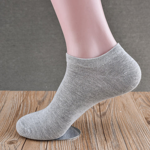 NEW Brand High-Grade 5pairs/lot Sale Men Socks Summer Solid Socks Happy Cotton Socks Bamboo Fiber Socks Meias calcetines-moslily