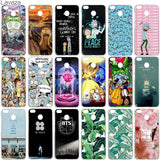 Lavaza Rick and Morty Bts Bangtan Boys Beauty And The Beast Case for Xiaomi Redmi Note 4 4x 4a mi a1 a2 8 6 se mi8 mi6 Pro-moslily