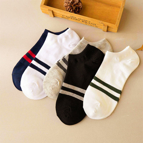 PLOFR-B7 Fashion Lot Crew Short Ankle Cotton MEN Socks-moslily