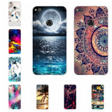 "Soft Silicon Case For Huawei P8 lite 2017 5.2"" Back Cover For Huawei Honor 8 lite / P9 Lite 2017 Protection Cases Painted Cover-moslily"