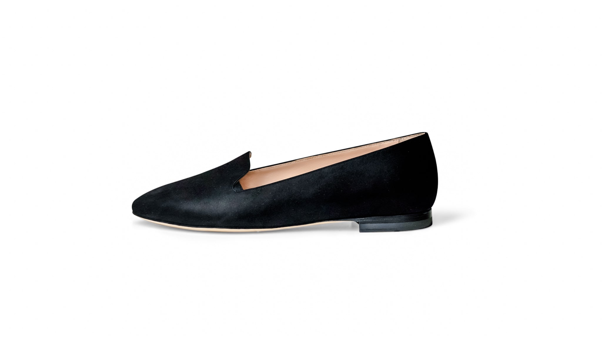 Ama Loafers. Elegant but simple in Italian Suede