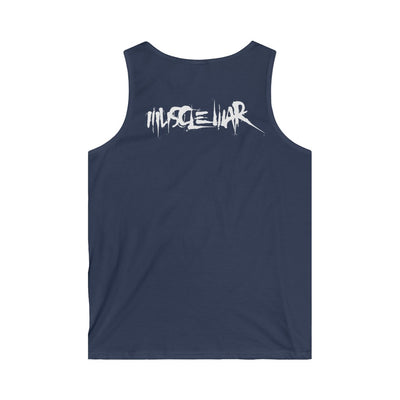 Men's Softstyle Tank Top FIGHT FOR YOUR LIFE
