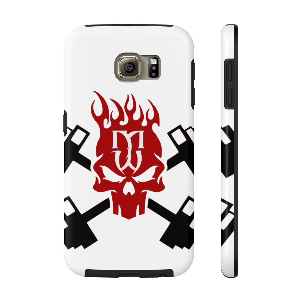 Case Mate Tough Phone Case WHITE