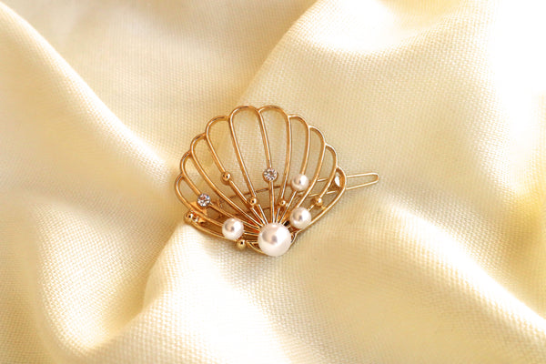 Shell Hairclip