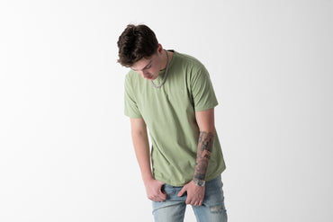Essential G Tee- Olive