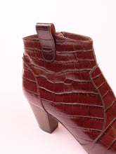 Upload the image to the Gallery Viewer, Bordeaux Coconut Boots