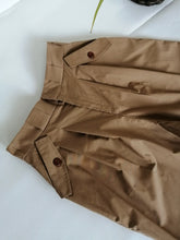 Upload the image to the Gallery viewer, light cotton trousers