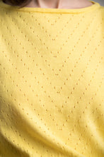 Upload the image to the Gallery Viewer, Yellow Cotton Shirt
