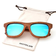 Handmade Vintage Wood Sunglasses-Wooden Gallery