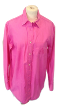 Load image into Gallery viewer, Artigiano pink shirt size 14