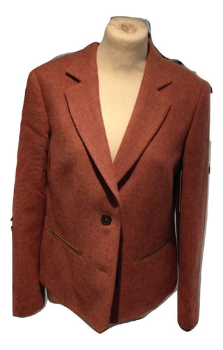 Really Wild tweed jacket size 12