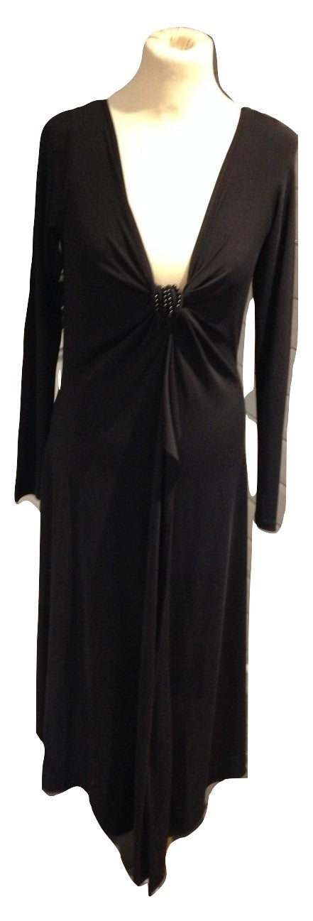 James Lakeland black evening dress size 40