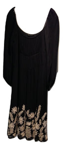 Nougat black Dress size 8