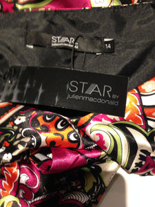 Star by Julian Macdonald Size 14  New with Tags
