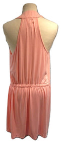 Milly Coin Dress in coral Size Medium