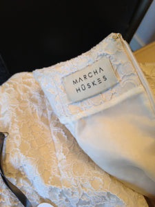 Marcha Huskes Mother of The Bride Outfit Size Medium in Very Good Condition