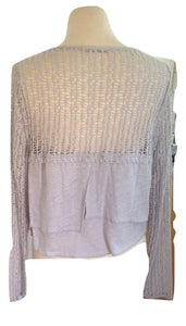 Maloka short cardigan Size 3 in very good condition