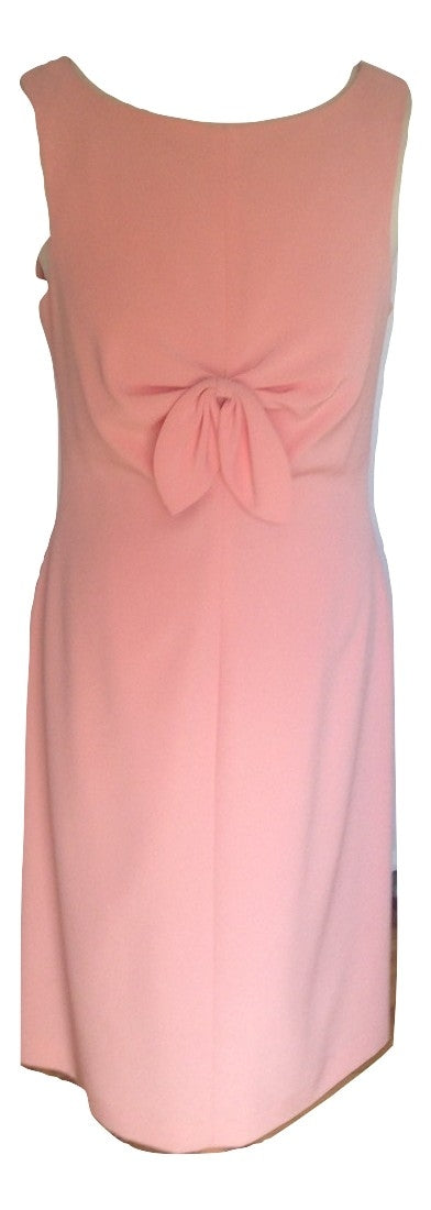 Frank Usher Salmon Pink Dress UK 12/10
