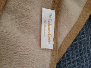 The Cashmere Centre Cashmere Cardigan Size 43 inch Chest (18)