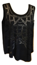 Load image into Gallery viewer, DKNY Black Top SizeXL