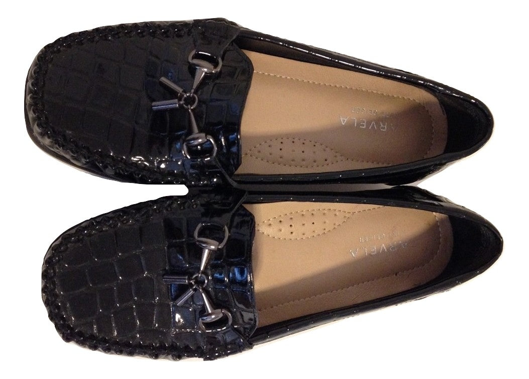 Carvella Patent Loafers Size 38