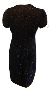 Libelula Dark Navy Short Evening Dress Size 38