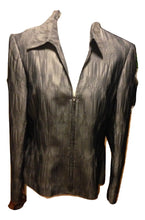 Load image into Gallery viewer, Gerry Webber Grey Evening Jacket Size 12