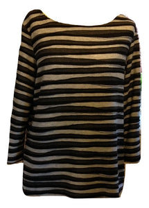Phase 8 striped top size 18