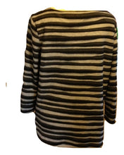 Load image into Gallery viewer, Phase 8 striped top size 18