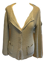 Load image into Gallery viewer, Marlene  B  Cardigan Size Small