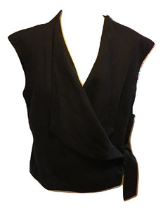 Jaeger Sleeveless Top in Navy  Size 14