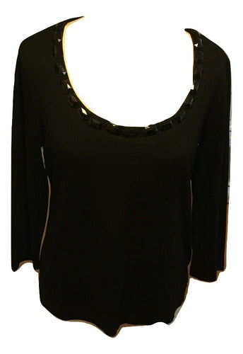 L.K. Bennett Evening Top Size Large