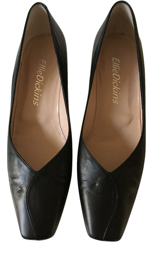 Ellie Dickens Black Shoes Size 41.5