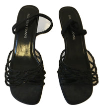 Load image into Gallery viewer, Robert Vianni Evening Sandals Size 38