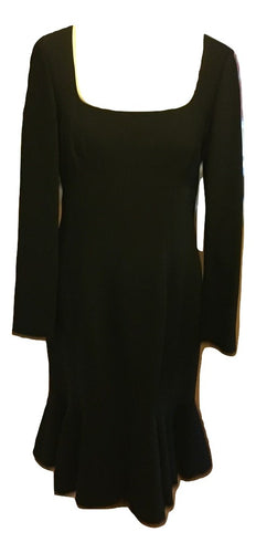 Jaeger Black Dress Size 12