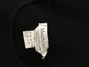 Max Mara black sweater Size M