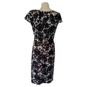 Samantha Sung Dress with pattern size 10 VGC