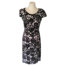 Load image into Gallery viewer, Samantha Sung Dress with pattern size 10 VGC