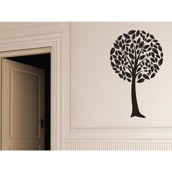 Leaf Tree Wall Decal/Vinyl Wall Sticker - Home Wall Art Decor Christmas Gift-QuoteMyWall